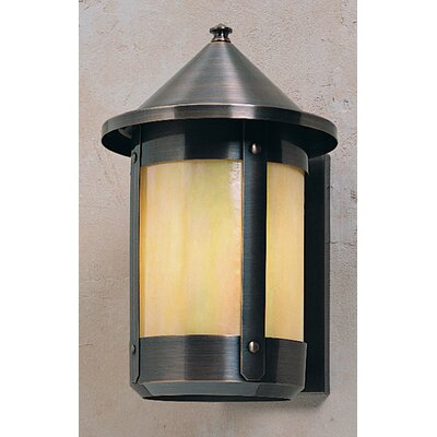 Arroyo Craftsman Berkeley 1 Light Sconce