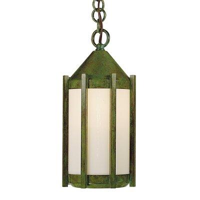 Arroyo Craftsman Inveraray 1 Light Outdoor Hanging Lantern