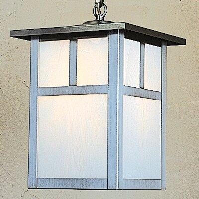 Arroyo Craftsman Mission 1 Light Outdoor Hanging Lantern