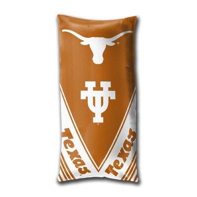 Collegiate Texas Folding Body Pillow by Northwest Co.