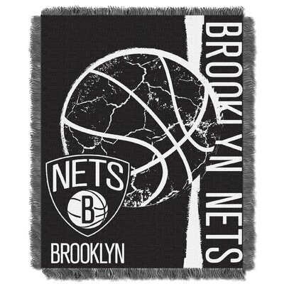 NBA Brooklyn Nets Double Play Throw by Northwest Co.