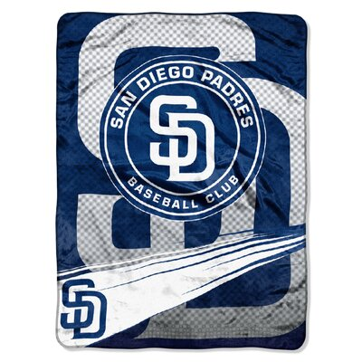 Official MLB Style 0801 San Diego Padres Speed Raschel by Northwest Co.