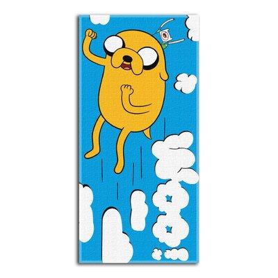 Northwest Co. Entertainment Adventure Time Beach Towel