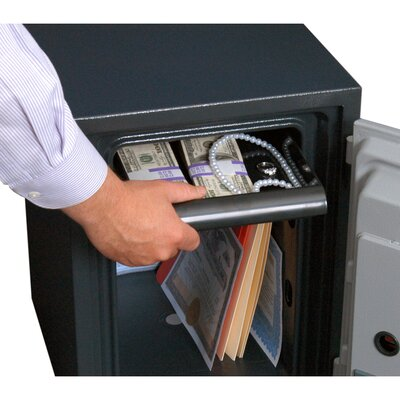 LockState 50D 1 Hour Fireproof Electronic Safe