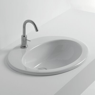 Whitestone Orchidea Bathroom Sink by WS Bath Collections