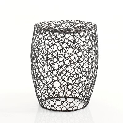 WS Bath Collections Complements Scagni Cylinder Stool