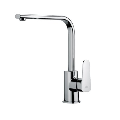 Fonte Sly One Handle Single Hole Kitchen Faucet by WS Bath Collections