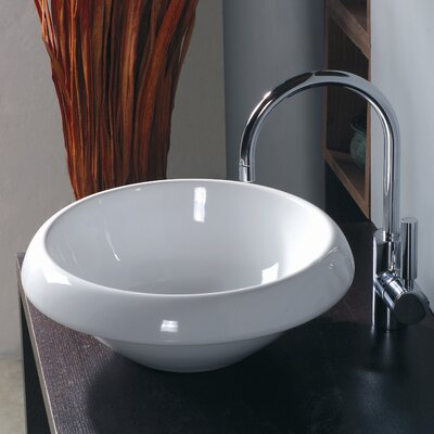 Ceramica Bathroom Sink by WS Bath Collections
