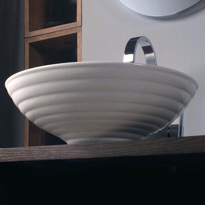 Ceramica Bathroom Sink by WS Bath Collections
