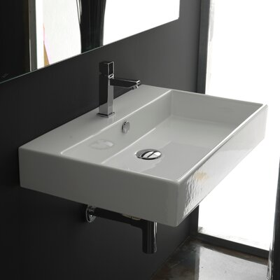 Ceramica II Unlimited Ceramic Bathroom Sink Product Photo