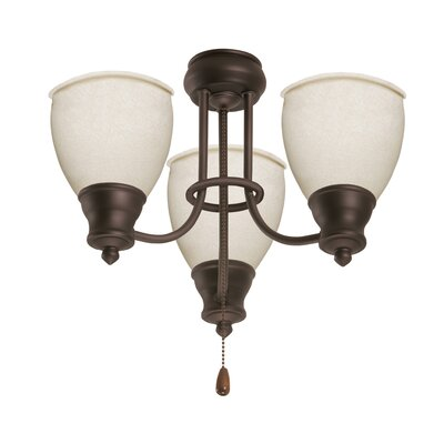 Emerson Ceiling Fans Three Light Ceiling Fan Light Fitter