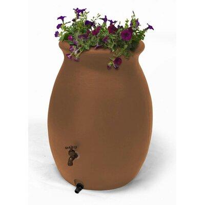 Algreen Castilla 50 Gallon Rain Barrel