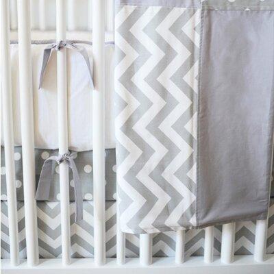 Zig Zag Baby 4 Piece Crib Bedding Set by New Arrivals