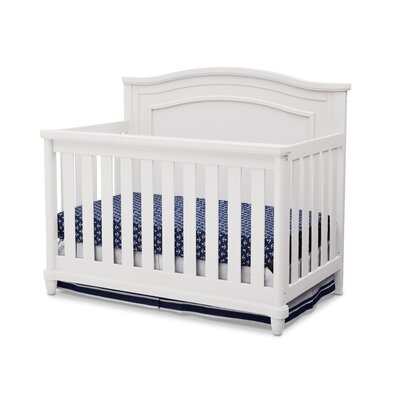 Belmont All-in One Convertible Crib by Simmons Kids