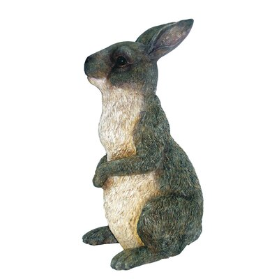 Peter Rabbit Statue by Michael Carr