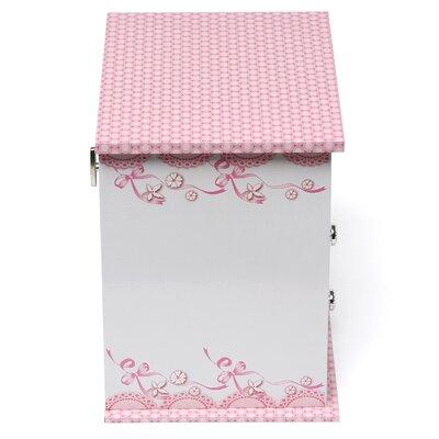 Angel Girl's Musical Ballerina Jewelry Box by Mele & Co.