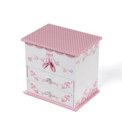Ballerina Jewelry Holder Ballerina Jewelry Box by