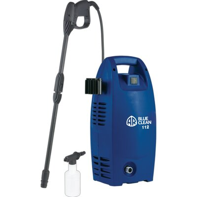 1600 PSI Electric Pressure Washer by AR Blue Clean