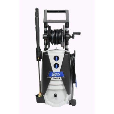 2000 PSI 1.4 GPM Cold Water Electric Pressure Washer by AR Blue Clean