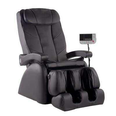 Omega Massage ME-1 Montage Elite Reclining Heated Massage Chair