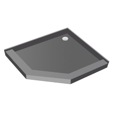 Neo Angle Shower Pan Product Photo
