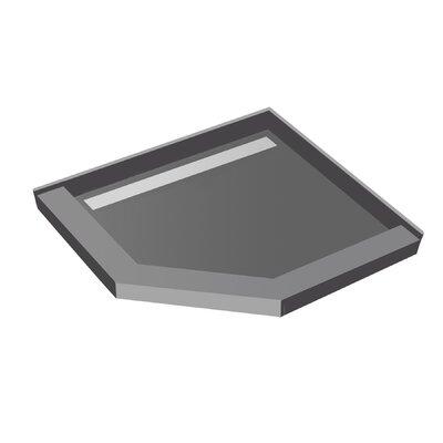 Neo Angle Shower Pan Product Photo