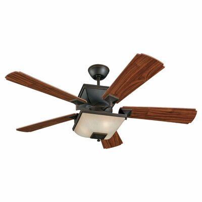 "52"" Town 5 Blade Ceiling Fan Product Photo"