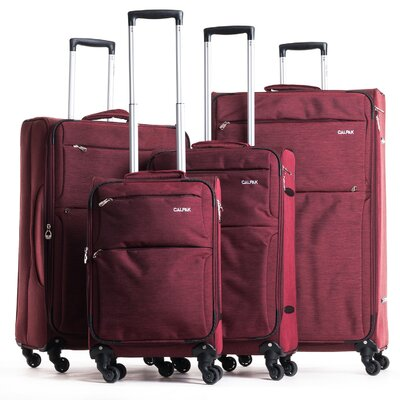 Topanga 4 Piece Luggage Set by CalPak