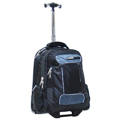 Armor Satellite Rolling Laptop Backpack by CalPak