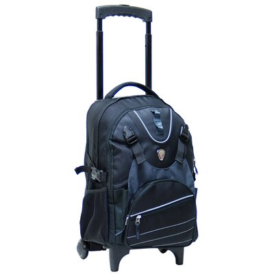 Outlaw 18-inch Rolling Laptop Backpack by CalPak