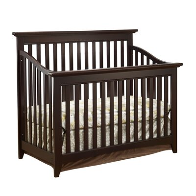 Shaker 2-in-1 Convertible Crib by Sorelle