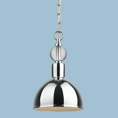 Hollace 1 Light Inverted Pendant Product Photo