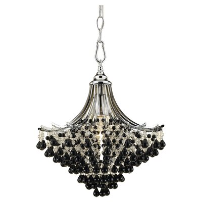 Spellbound 1 Light Mini Chandelier Product Photo