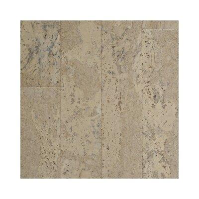 """US Floors Almada 4-1/8"""" Engineered Cork Hardwood Flooring in Nevoa Alba"""