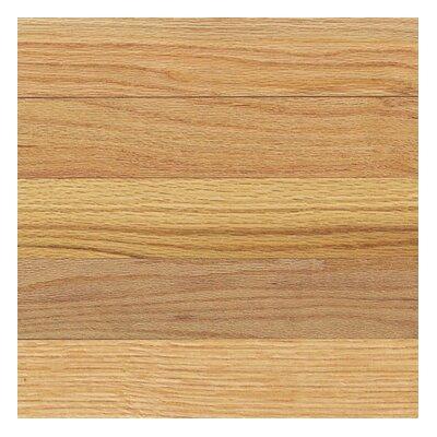 "Columbia Flooring Congress 2-1/4"" Solid Red Oak Hardwood Flooring in Natural"