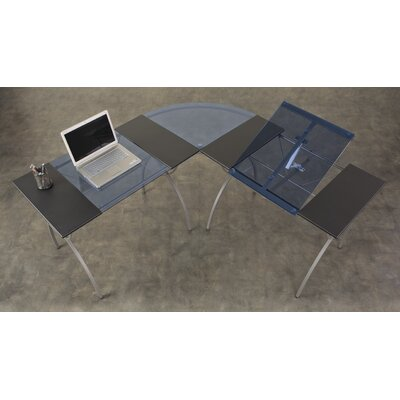 Studio Designs Catalina Writing Desk with Split Top