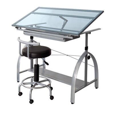 "Studio Designs Avanta 42"" W x 24"" D Drafting Table"