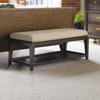 Better Homes & Gardens FREE Present Tense Bed Upholstered Bench in Leland Cherry - $459 Value