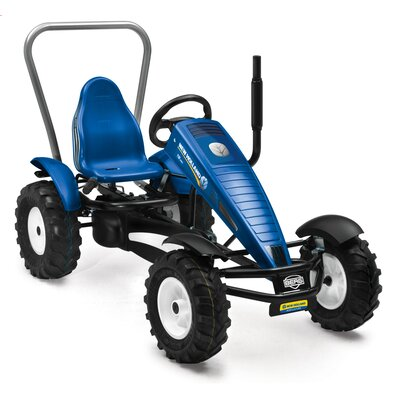 New Holland BF-3 Pedal Tractor by Berg Toys