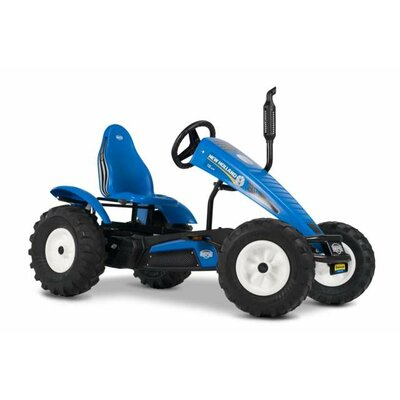 New Holland BFR-3 Pedal Go Kart by Berg Toys