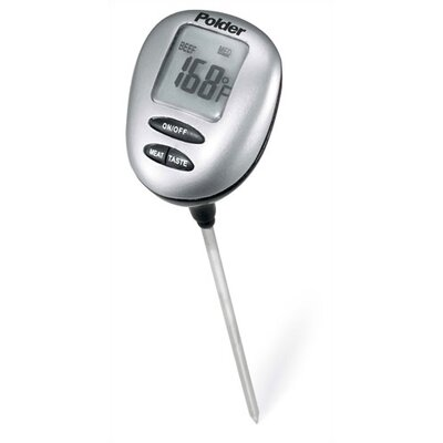 Polder Speed-Read Instant Read Thermometer