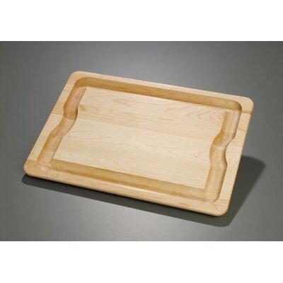 J.K. Adams Sugar Maple Barbeque Cutting Board