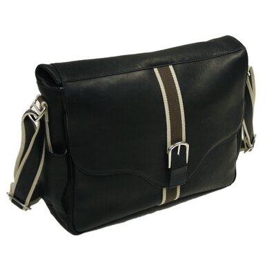 Entrepreneur Messenger Bag by Piel