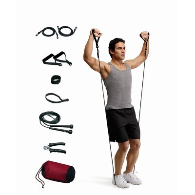 Valeo Inc Portable Fitness Kit