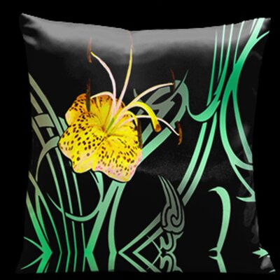 Butterflies and Beauty Throw Pillow by Lama Kasso