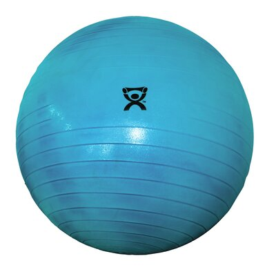 Cando Deluxe Extra Thick Inflatable Exercise Ball