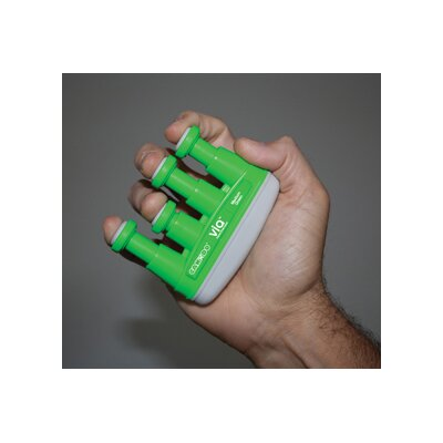 Cando Via Hand Exerciser with Stand