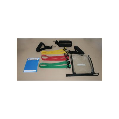 Cando Adjustable Easy Exercise Band Kit