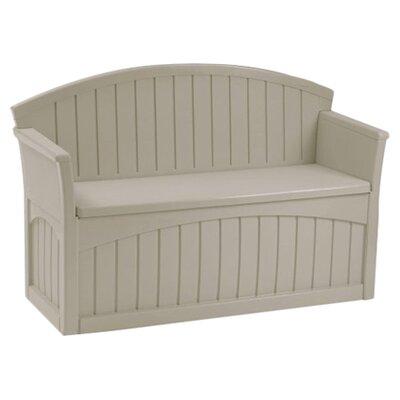 Suncast 50 Gallon Deck Storage Bench