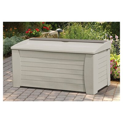 127 Gallon Deck Storage Box by Suncast